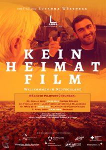 Kinotour – erste Termine Keinheimatfilm (No Destination Home)