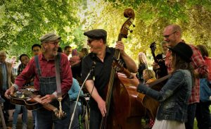 Tree Mountain Stringband Vorprogramm BlueGrass Jamboree